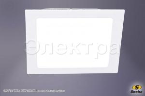 00212-9.0-001LF LED 12W WT 4000K Панель светодиодная