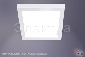 00818-9.5-001LF LED18W 4000K WT панель светодиодная