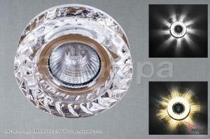 04254-9.0-001D MR16+LED3W WT