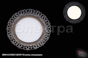 52506-9.0-001RD LED6W CR панель светодиодная