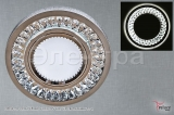 00834-9.0-001CN MR16+LED3W CR/CL