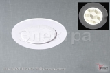 40106-9.0-001TM LED6W 4200K WH/3D панель светодиодная