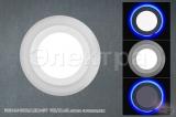 70506-9.0-001TM LED6+3W WH/DL+BL панель светодиодная