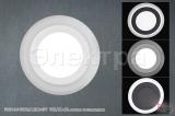 70506-9.0-001TM LED6+3W WH/DL+DL панель светодиодная