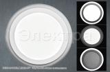 70518-9.0-001TM LED18+6W WH/DL+DL панель светодиодная