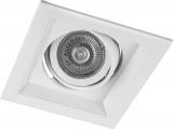 DLT201 Белый G5.3 Светильник карданный